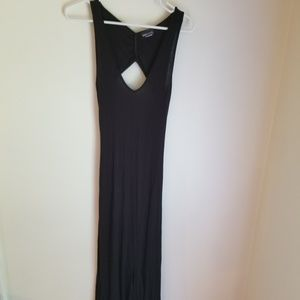 % Wet Seal Floor Length Dress
